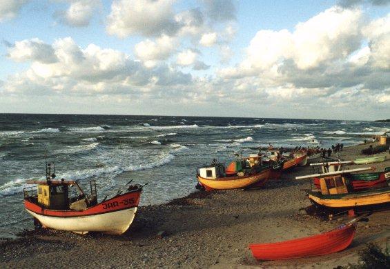 Stranden ved Jarosławiec