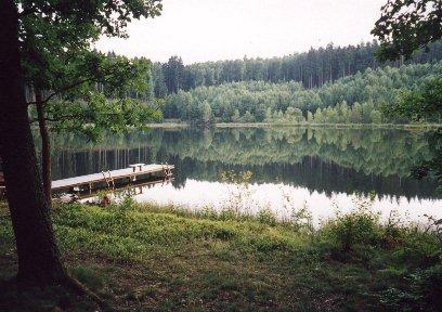 Skovsø ved Krąg